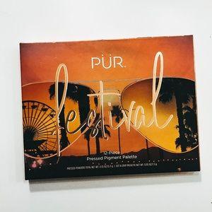 PÜR festival pressed pigment pallet (new!)